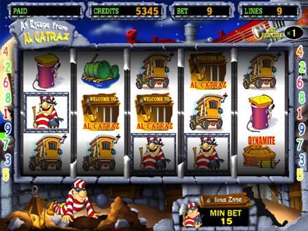 Игровые Автоматы Алькатрас 2