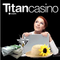 Бонус от онлайн казино Титан ко Дню св
