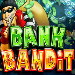 Грабим банк на игровом автомате Bank Bandit