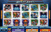 BreakAway video slot