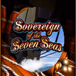 Sovereign of the Seven Seas – новинка компании Microgaming