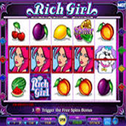 She's A Rich Girl - игровой автомат от International Gaming Technology