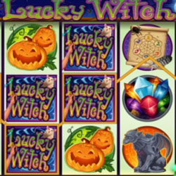 Игровой автомат Lucky Witch теперь доступен на  Multiplayer Platform