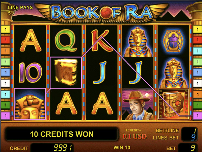 onlin casino books of ra online spielen