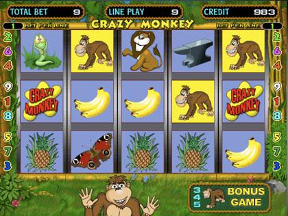 crazy monkey скачать на компьютер бесплатно