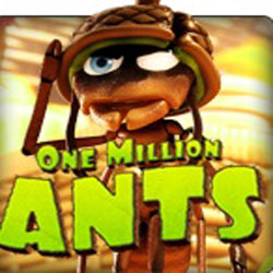 Новый 3D автомат от Sheriff Gaming - One Million Ants